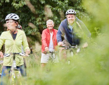 Zakaj redno kolesariti