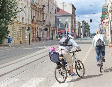 Mestno kolesarjenje