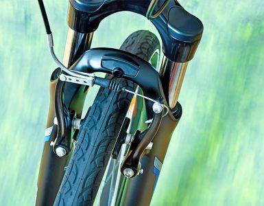 Vzmetenje pri gorskih kolesih