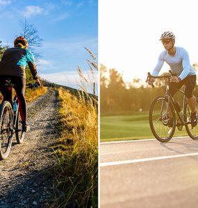 Gorsko in cestno kolo