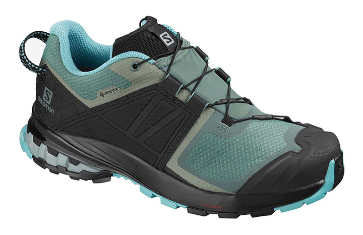 Ženski tekaški čevlji Salomon XA Wild GTX