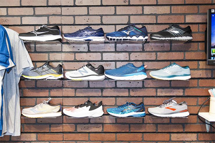 Vrste tekaških čevljev
