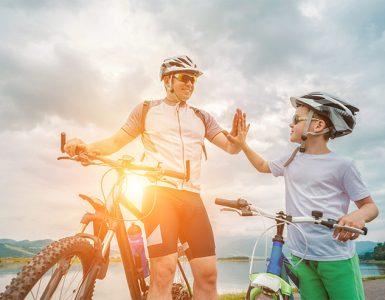 Varno kolesarjenje