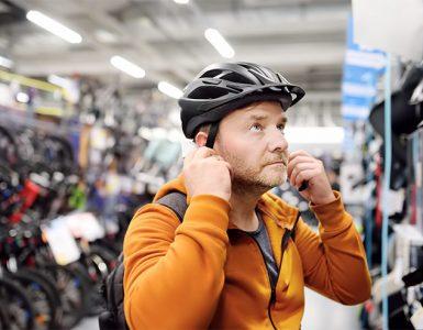Izbira kolesarske čelade