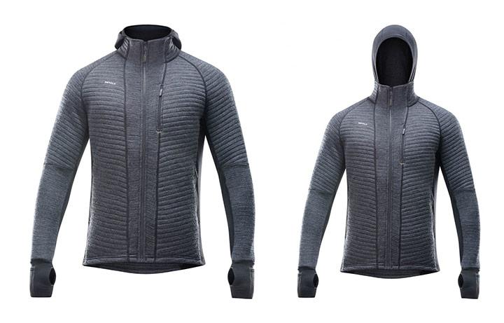 Tekaški pulover Devold Tinden Spacer