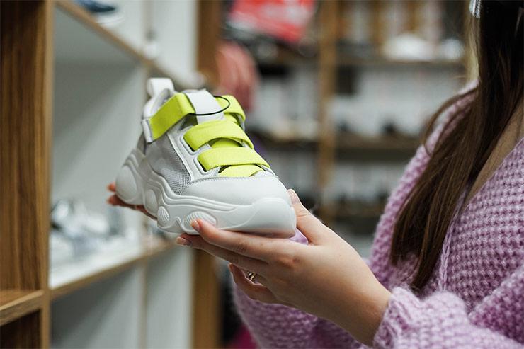 Izbira tekaških čevljev